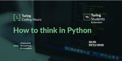 How to Think in Python