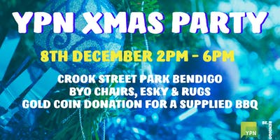 Young Professionals Network Christmas BBQ