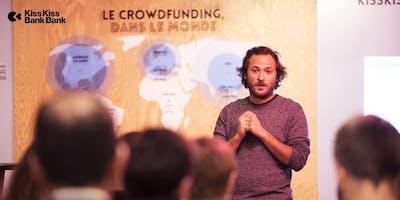 KissKiss Dating: La formation au crowdfunding