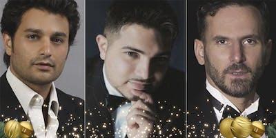 The Three Tenors: Opera Arias, Naples and Christmas Songs