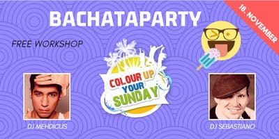 Colour Up Bachataparty