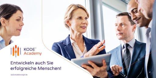KODE® Berater - Lizenzausbildung, München, 19./20.09.2019