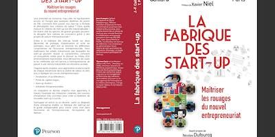 """Cocktail de Lancement \""""La Fabrique des Start-Up\"""""""