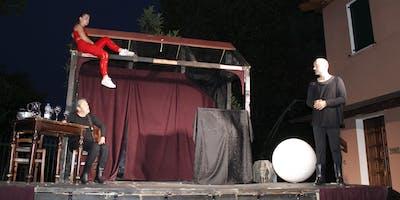 Il Circo di Shakespeare // Teatro Quotidiano