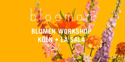 bloomon Workshop 10. Januar | Köln, La Sala