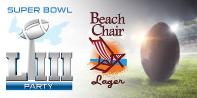Beach Chair Lager SB Party in Support of Football PEI