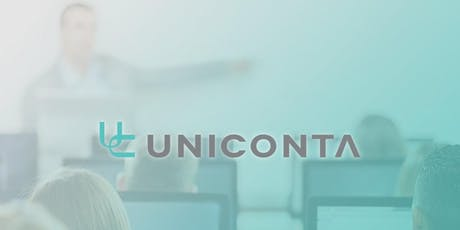 Uniconta training 2019: Tools & bedrijfsconfiguratie tickets