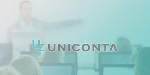 Uniconta training 2019: Financiële processen