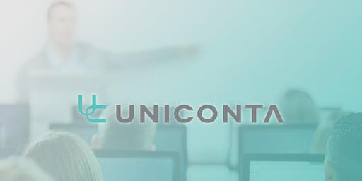 Uniconta training 2019: Project beheer & processen