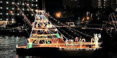 Illuminated Boat Parade Viewing Party