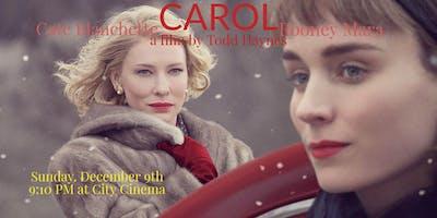 Film Screening: Carol (Todd Haynes, 2015)