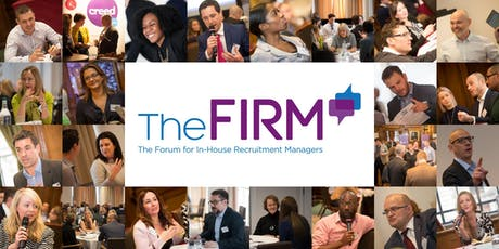 The FIRM's London Autumn Conference 2019 tickets
