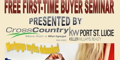 First Time Buyer Seminar