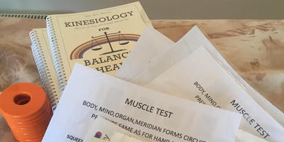 Balanced Health Kinesiology Classes for Beginners