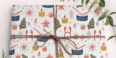 Kids Christmas Gift Paint Class $45