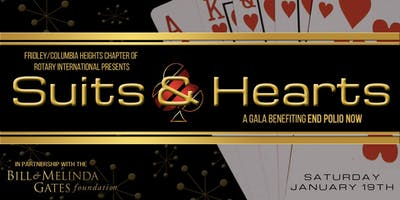 1st Annual Suits and Hearts Gala