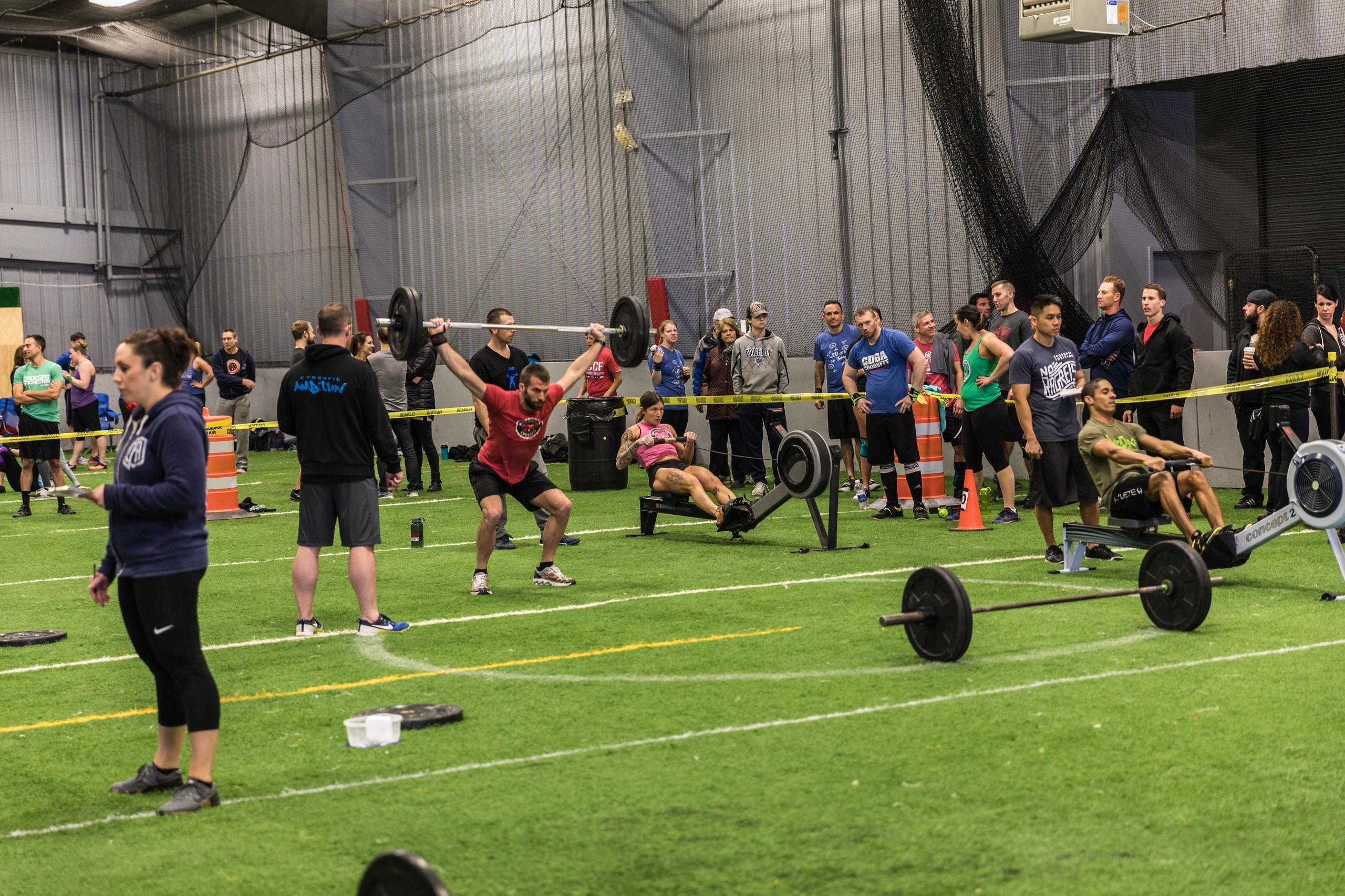 2019 WOD-chester Games