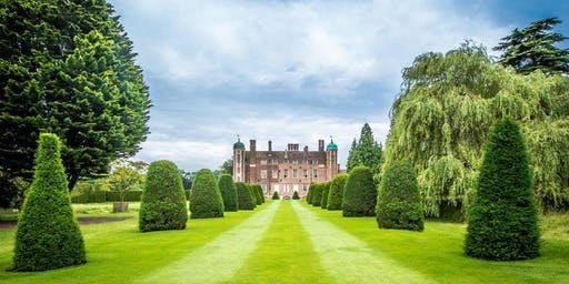 The Madingley Hall Wedding Fair