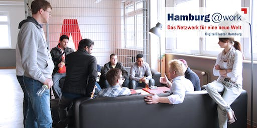 Hackers+Founders@work | ... 4.0 | Save the Date
