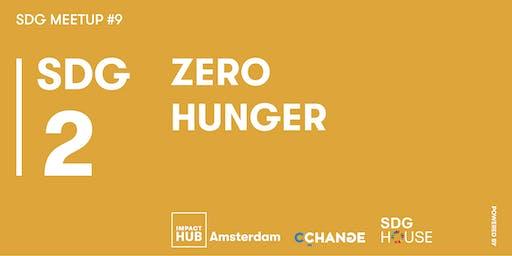 SDG Meetup #9 | Zero Hunger