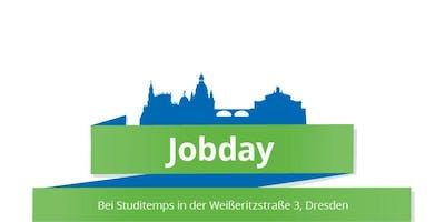 Jobday für Studenten in Dresden