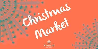 Vinilia Christmas market
