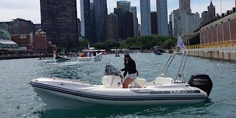 Safe Powerboat Handling tickets