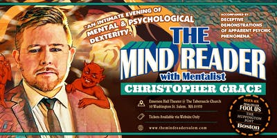 The Mind Reader with Christopher Grace