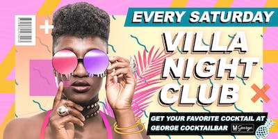 Villa Night Club 8-12