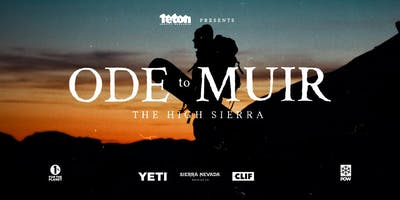 Ode to Muir - a film by Teton Gravity Research