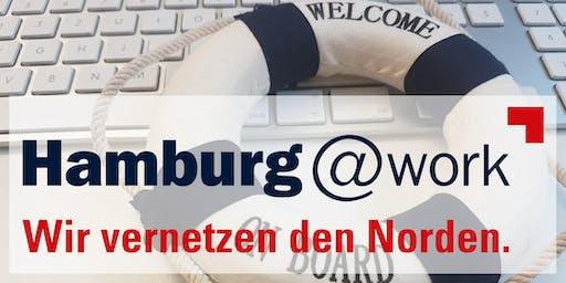 Welcome on Bord Dinner | Hamburg@work 4.0 | DigitalCluster Management