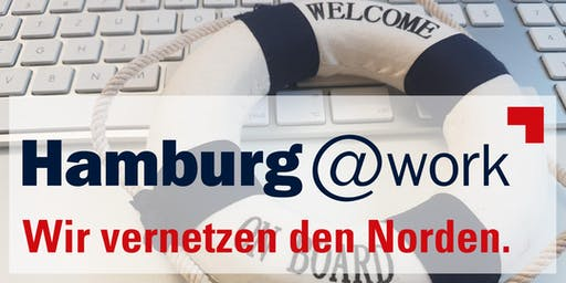 Welcome on Bord Dinner | Hamburg@work 4.0 | Save the Date