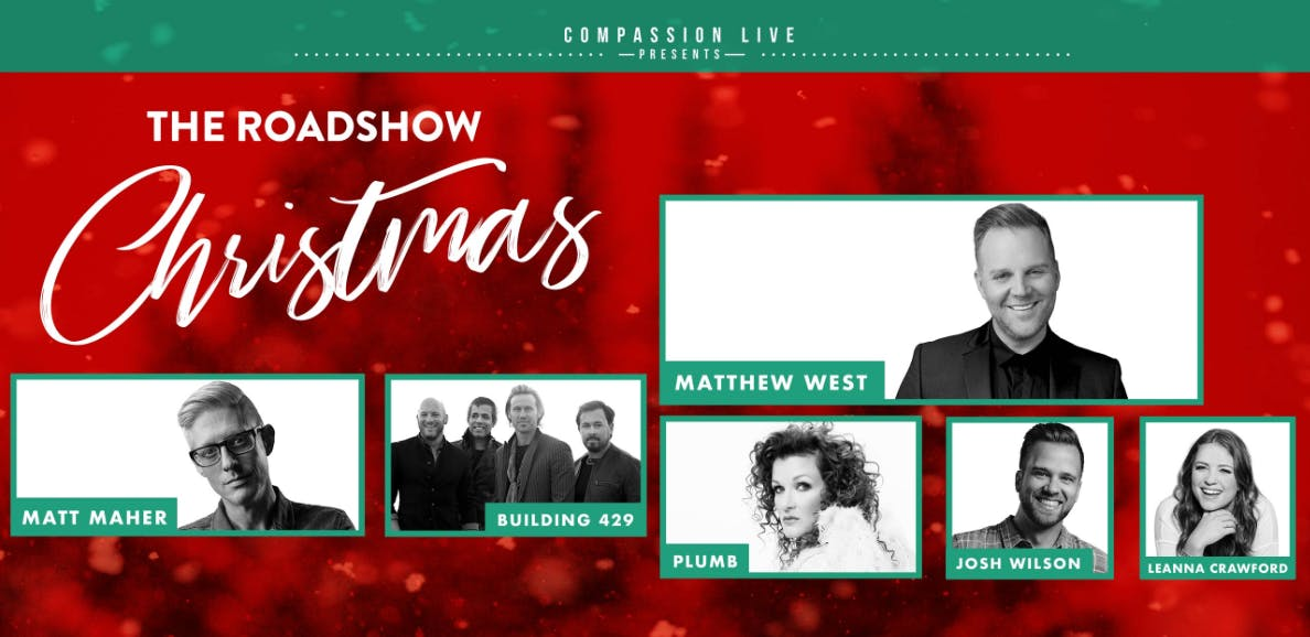Roadshow Christmas Volunteer - Lexington, KY at Rupp Arena, Lexington