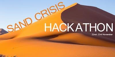 Sand Crisis Hackathon
