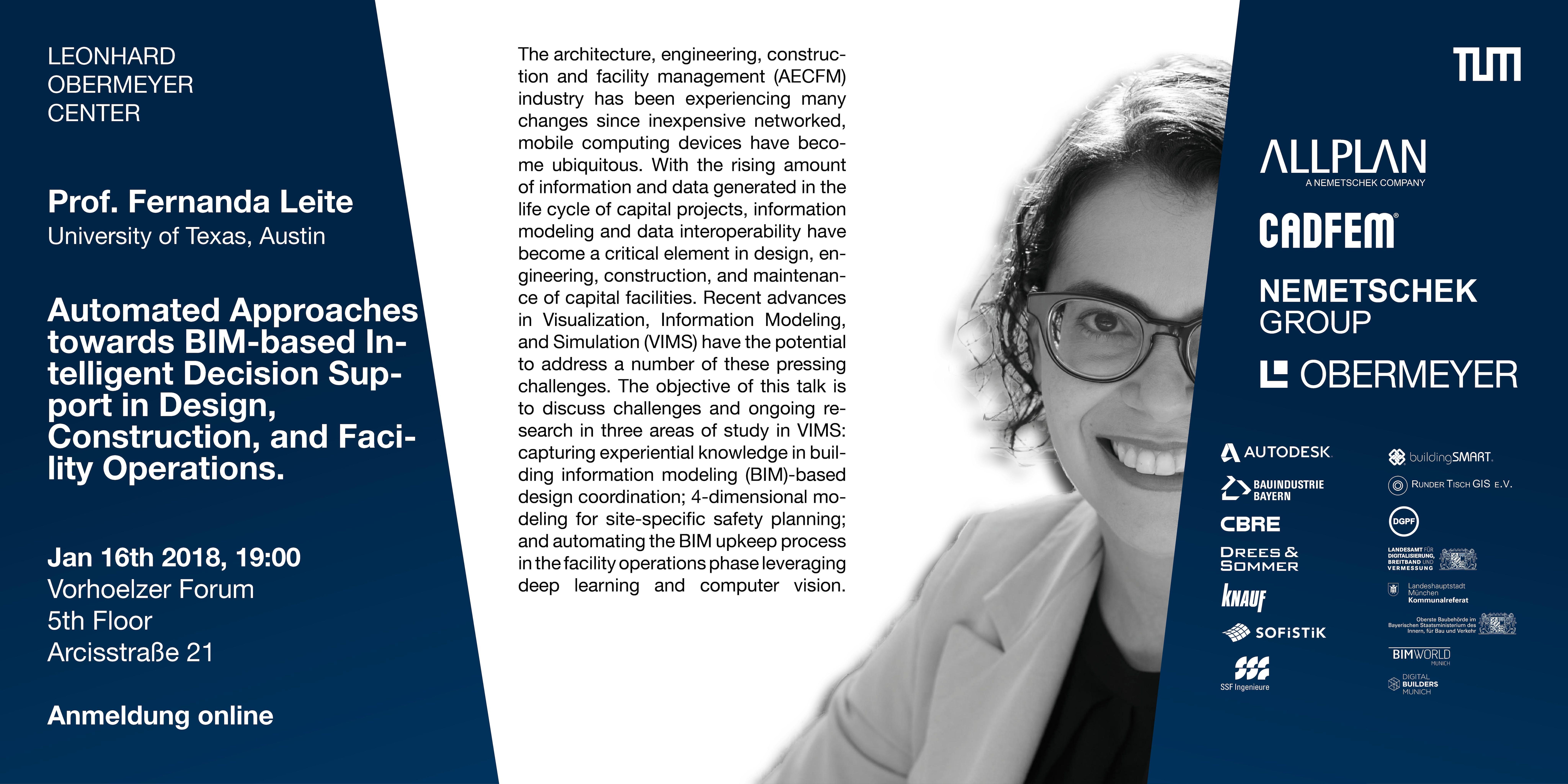 LOC Talk Prof. Fernanda Leite (University of