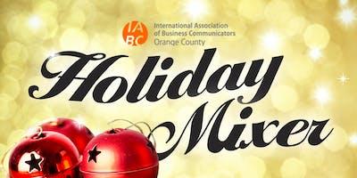 IABC/OC Holiday Party 2018