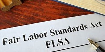 Rules and Regulations of the Fair Labor Standards Act by DOL