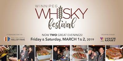 Winnipeg Whisky Festival 2019