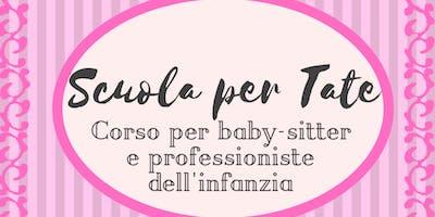 Scuola per Tate: corso per baby sitter e professioniste dell'infanzia