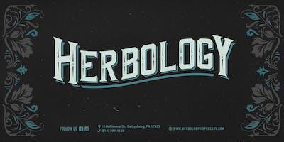 Herbology Dispensary Patient Sign-Ups - Gettysburg - January