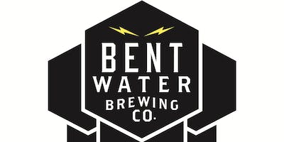 Tap Takeover & Live Podcast with Bent Water Brewing and Comedian Zach Jones