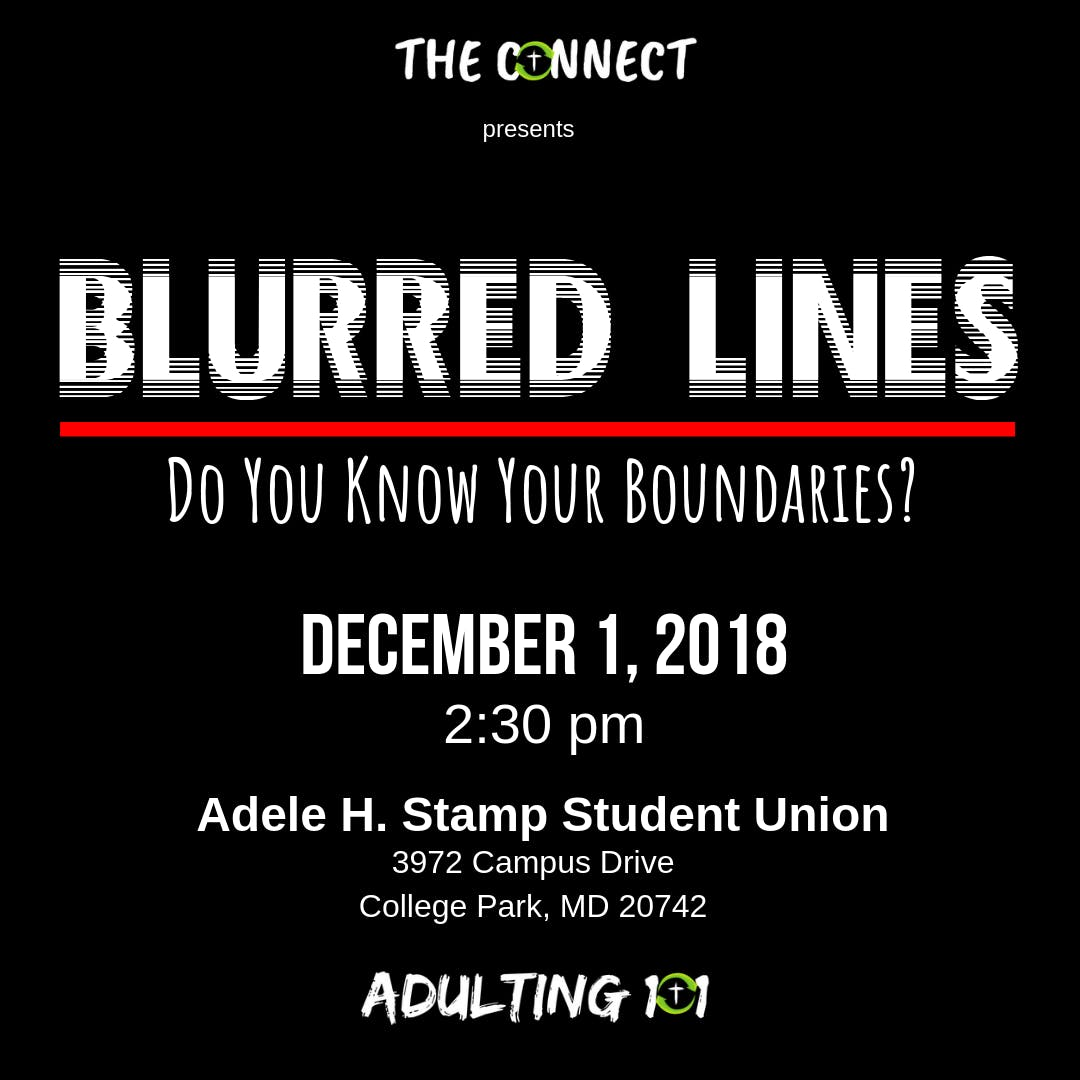 Blurred Lines Do You Know Your Boundaries
