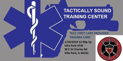 TECC- Civilian First Care Provider