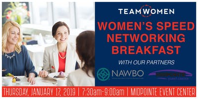 Speed Networking Breakfast with NAWBO