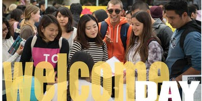 Welcome Day Spring 2019