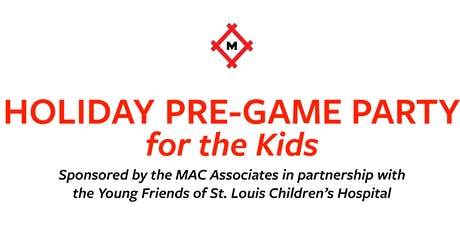 Holiday Pregame Party for the Kids tickets