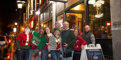 Downtown Springfield Ugly Sweater Pub Crawl