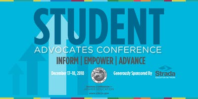 2018 Student Advocates Conference
