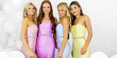 Sherri Hill Prom Dresses 2019 Kick-Off Party