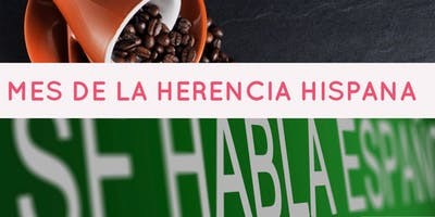 Mes De La Herencia Hispana {Buy 1 Receive 2nd Half Price Any Size) #COFFEE